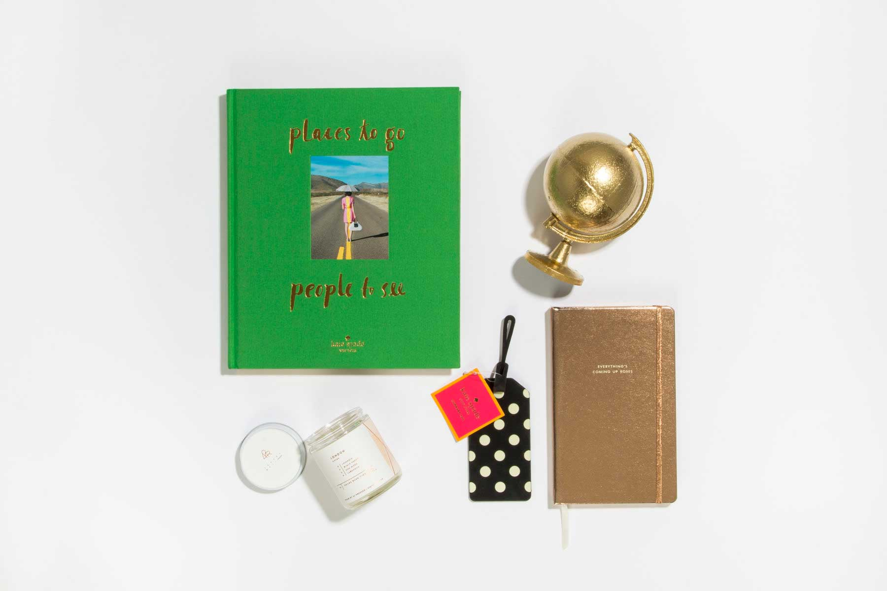 The Kate Spade Travel Collection