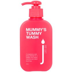 Skin Juice Mummy's Tummy Organic Body Wash 250ml