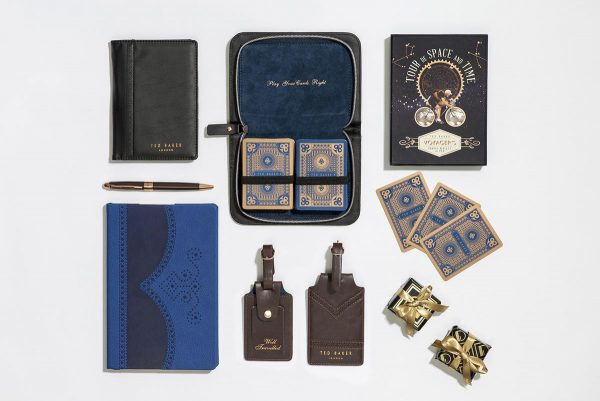 The Dapper Men's Traveller Collection by Ted Baker