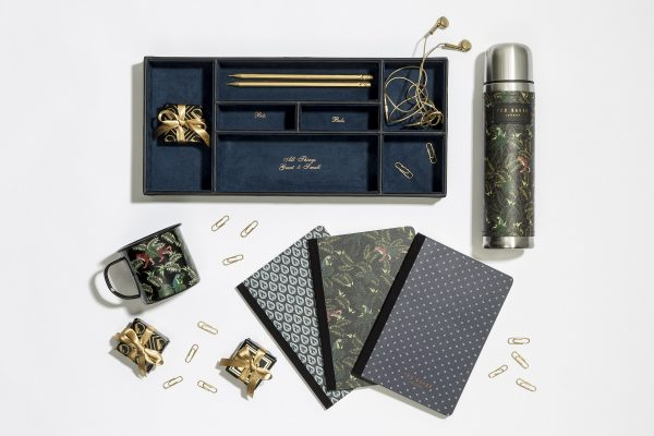The Dapper Men's Desk Collection by Ted Baker