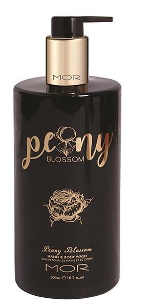 MOR Peony Blossom Hand & Body Wash