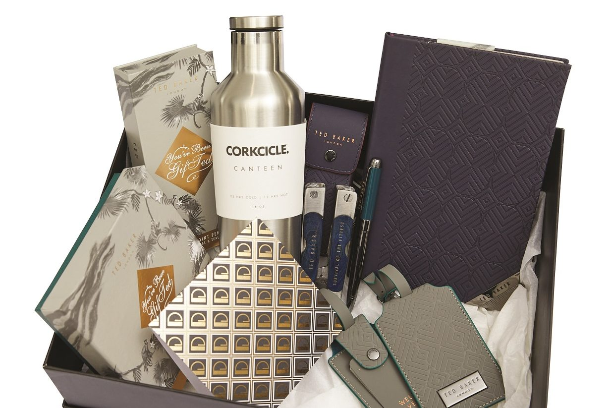 Dorology Corporate Gift Box - For Him | Christmas Gift Guide