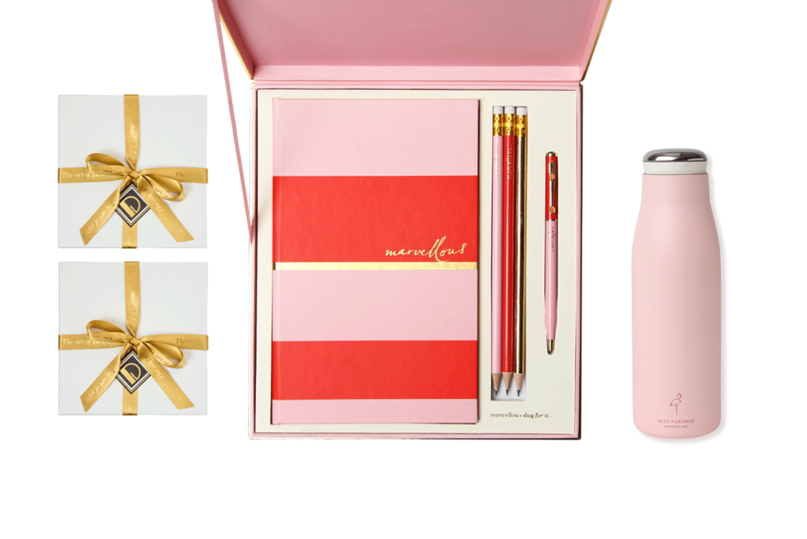 The Pretty in Pink Collection   Ultra Romantic Valentine's Day Gift   Alice Pleasance