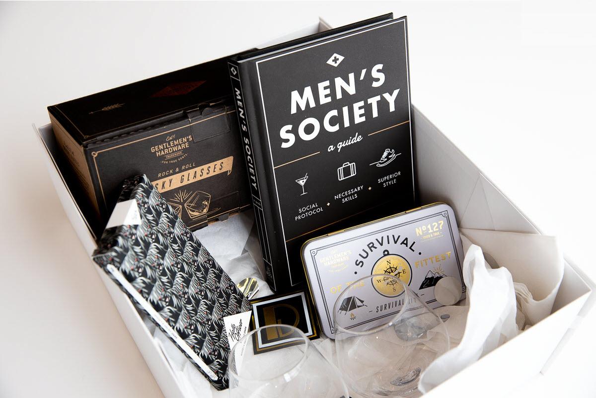 Mr Valentine S Gift Box