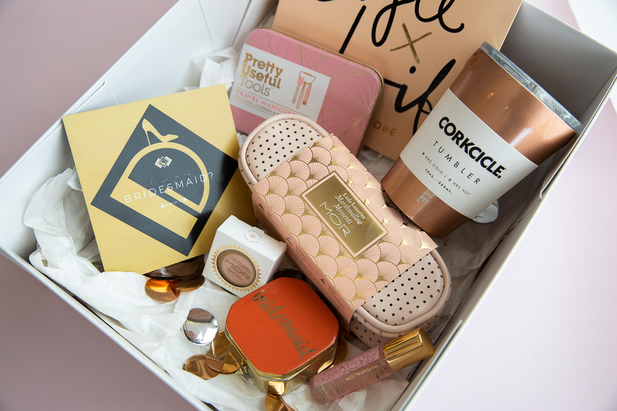 Shop Wedding Gifts: Bridal Party Gifts
