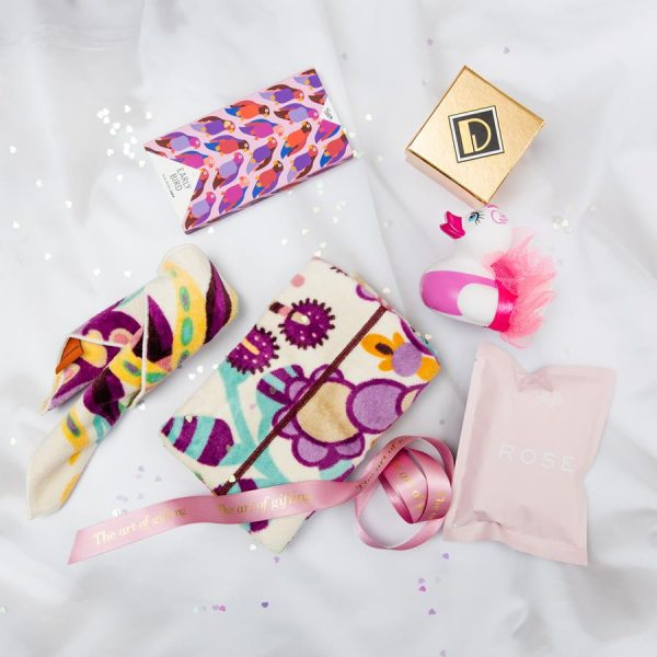 Baby Gift Boxes by Dorology | Baby Girl Gift Collection