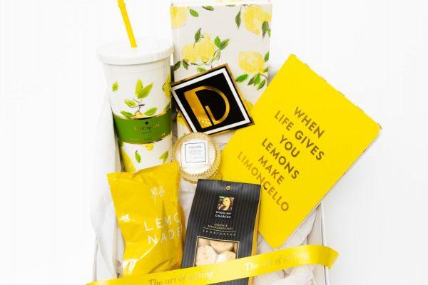 Lemon Gift Box