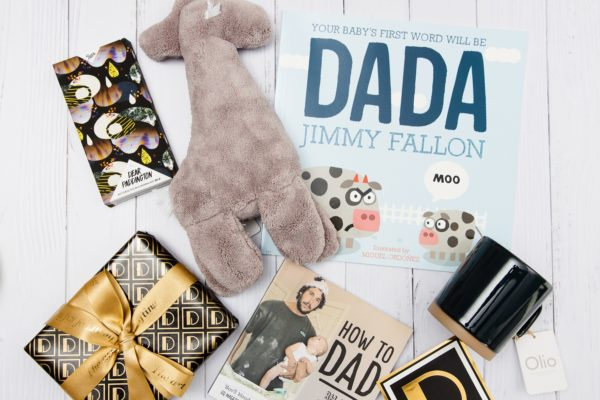 New Dad Gift Box