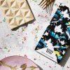 Hey Tiger – Glitter Kitten – Birthday Cake Crumb Chocolate Bar (90g)