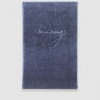 Alice Pleasance Velvet Notebook - Musings - Steel Blue