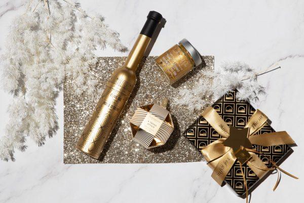 Bronze Christmas 2020 Gift Box